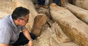 Τριάντα σαρκοφάγοι του 10ου π.Χ. αιώνα ανακαλύφθηκαν κοντά στο Λούξορ της Αιγύπτου