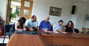 Υπεγράφη σύμβαση για τη βελτίωση πρόσβασης σε γεωργική γη στους Αρμένους & τη Γεωργιούπολη