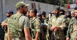 Συρία: Οι Κούρδοι κατέφυγαν στον Άσαντ - Ο Μακρόν και η Μέρκελ πιέζουν την Άγκυρα