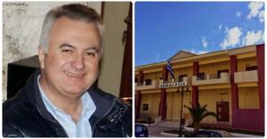 Πρώην δήμαρχος απείλησε να κόψει τις φλέβες του μέσα στο Δημοτικό Συμβούλιο