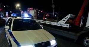 Θεσσαλονίκη: 70χρονος σκοτώθηκε έπειτα από ανατροπή του τζιπ που οδηγούσε