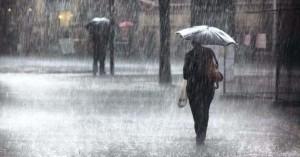 Ισχυρές βροχές και καταιγίδες για σήμερα Σάββατο