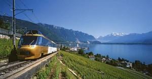 Ένα απίθανο ταξίδι με τρένο στην Ευρώπη
