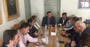 Συνάντηση για τα έργα πολιτισμού στην ΠΕ Ηρακλείου