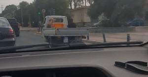 Aπίστευτο περιστατικό στο Ηράκλειο δείχνοντας ακόμη μία φορά την έλλειψη οδικής παιδείας