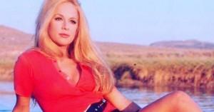 Η σπάνια φωτογραφία της Αλίκης από τα γυρίσματα της ταινίας «Χτυποκάρδια στο θρανίο»