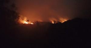 Πυρκαγιά σε δύσβατη περιοχή στο Ανισσαράκι του Δήμου Καντάνου – Σελίνου (φωτο)