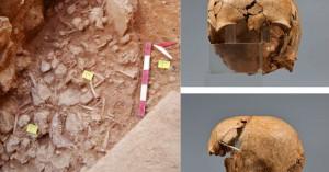 Χανιά: Νέα στοιχεία για την ανθρωποθυσία κατά τον 13ο αιώνα π.Χ. στο λόφο Καστελίου