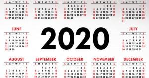 Αυτές είναι οι αργίες και τα τριήμερα του 2020