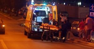 Τροχαίο ατύχημα με τραυματισμό