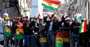 Βολιβία: Η μεταβατική κυβέρνηση υπόσχεται να οργανώσει εκλογές «πολύ σύντομα»