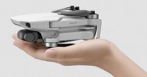 Το drone τσέπης που τα κάνει όλα απλά