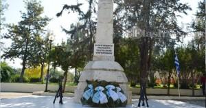 ΠΕ Ηρακλείου: Εορτασμός επετείου της Εθνικής Αντίστασης