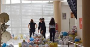 Διανομή προϊόντων στους ωφελούμενους του ΤΕΒΑ από το Δήμο Μινώα Πεδιάδας