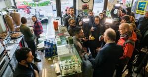 Χάλε: Ο ιδιοκτήτης του εστιατορίου που έγινε στόχος επίθεσης, το δώρισε σε υπαλλήλους τους