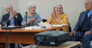 Μεγάλο ενδιαφέρον στην παρουσίαση δυο νέων βιβλίων του Κανάκη Γερωνυμάκη (φωτο)