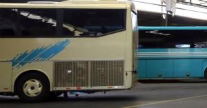 Χανιά: Στο ''όρθιο'' και ο ένας πάνω στον άλλο σε υπεραστικό λεωφορείο