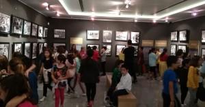 Μαθητές από Ηράκλειο και Τύλισο ξεναγήθηκαν σε χώρους του Δήμου Μαλεβιζίου