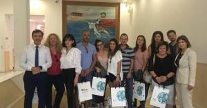 Ουκρανοί δημοσιογράφοι και blogger προβάλλουν την Κρήτη