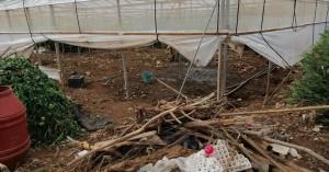 Χωρίς νερό η Κουντούρα μετά τις καταστροφές - Πολλά χωριά έχουν ζημιές (φωτο)