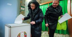 Λευκορωσία: Κανένας βουλευτής της αντιπολίτευσης δεν εξελέγη στο νέο κοινοβούλιο