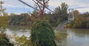 Μια 15χρονη νεκρή, μετά την κατάρρευση γέφυρας στην Γαλλία