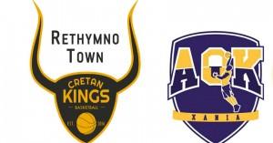 Συνεργασία για Ρέθυμνο Cretan Kings και ΑΟΚ Χανιά