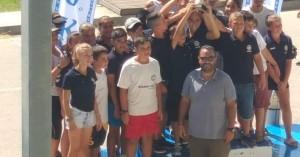 Οκτώ αθλητές του ΝΟΧ στην ομάδα ανάπτυξης κανόε καγιάκ