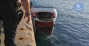 Κρητικός πνίγηκε σε βουτιά θανάτου στη Ρόδο -Δεν πρόλαβε να εγκαταλείψει το αυτοκίνητό του