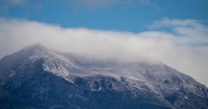 Έπεσαν τα πρώτα χιόνια και στον Ψηλορείτη! (φωτο)
