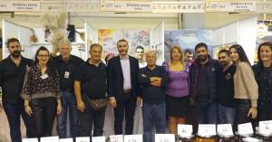 Παρούσα η Περιφέρεια Κρήτης στο 11ο Φεστιβάλ Ελληνικού Μελιού