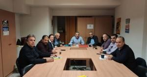 Σύσκεψη ΟΕΒΕΝΗ - Αντώνη Παπαδεράκη