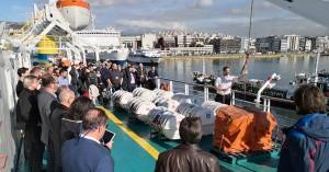 Επιτυχημένο το Workshop2 του προγράμματος Palaemon στα πλοία ΚΡΗΤΗ ΙΙ και Ελ. Βενιζέλος
