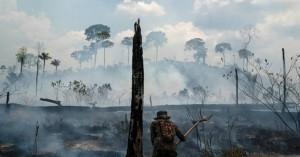 Οι φωτιές στον Αμαζόνιο δεν ήταν αποτέλεσμα μιας «φυσιολογικής χρονιάς»