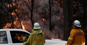 Αυστραλία: Ογκώδης διαδήλωση κατά της κλιματικής αλλαγής την ώρα που η χώρα καίγεται