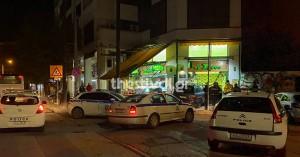 Αστυνομική καταδίωξη στη Θεσσαλονίκη: Πήδηξαν έξω από το τζιπ για να ξεφύγουν