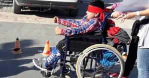 «Κράτα με να σε κρατώ»: Γιόρτασαν την Παγκόσμια Ημέρα  Ατόμων με Αναπηρία
