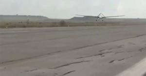 Οπλισμένο τουρκικό drone προσγειώθηκε σε αεροδρόμιο της κατεχόμενης Κύπρου (βίντεο)