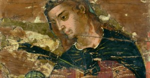 Ο Μιχάλης Ανδριανάκης διευκρινίζει για την εικόνα στην εκκλησία της Παναγίας στον Τσιβαρά