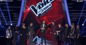 Μια Κρητικιά στον τελικό του The Voice (βίντεο)