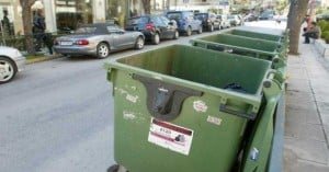 Ο δήμος Ρεθύμνου προμηθεύτηκε νέους κάδους απορριμμάτων