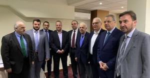 Λαμπρινός: «Το Ηράκλειο γίνεται βήμα – βήμα Μητροπολιτικό Κέντρο της Μεσογείου»