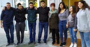 Σημαντική προσφορά μαθητών του 2ου ΕΠΑΛ για τους σεισμόπληκτους στην Αλβανία