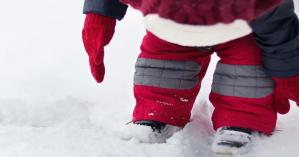 Παιδί 5 ετών περπάτησε ένα χιλιόμετρο στους -35 βαθμούς Κελσίου κουβαλώντας τον αδερφό του