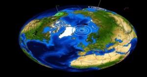 Ο μαγνητικός βόρειος πόλος της Γης μετακινείται πια με ταχύτητα 50 χιλιομέτρων το χρόνο