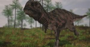 Σαρκοφάγος δεινόσαυρος μοιραζόταν ένα κοινό χαρακτηριστικό με τον… καρχαρία