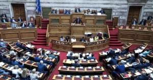 Μέχρι τις 18 Δεκεμβρίου θα ψηφιστούν 4 νομοσχέδια και ο Προϋπολογισμός