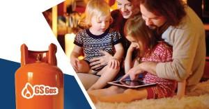 Άμεση δωρεάν διανομή φιαλών υγραερίου κατ' οίκον με ένα τηλεφώνημα!