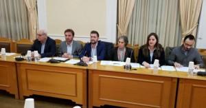 Ομιλητής σε εκδήλωση για την Κοινωνική Συμμετοχή των νέων ο Μ. Μποκέας