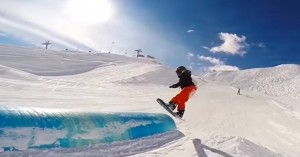 Οι… μαέστροι του χιονιού (Βίντεο)